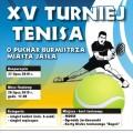 XV Turniej Tenisa w Jaśle